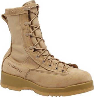 Men's Belleville Steel Toe Military Boot (U.S.A.) 330DESST