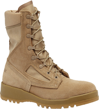 Men's Belleville Steel Toe Military Boot (U.S.A.) 340DESST