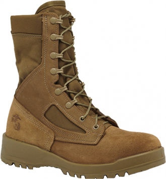 Men's Belleville Steel Toe Military Boot (U.S.A.) 550ST