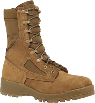 Men's Belleville Steel Toe Military Boot (U.S.A.) 551ST