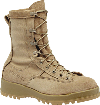 Men's Belleville Steel Toe WP Military Boot (U.S.A.) 790ST