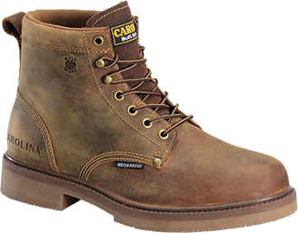 "Men's Carolina 6"" Waterproof Work Boots CA3044"