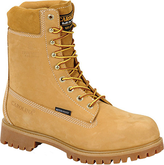 "Men's 8"" Carolina Waterproof & Insulated Work Boot CA9026"