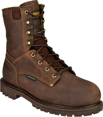 "Men's 8"" Carolina Waterproof & Insulated Work Boot CA9028"