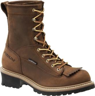 Carolina Logger Work Boots CA8824