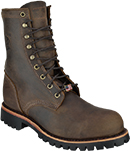American Made Chippewa Boots