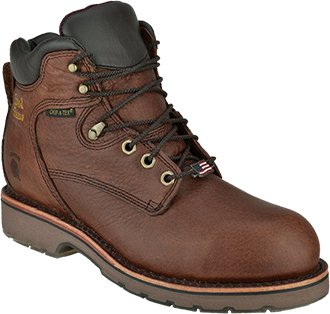 "Men's Chippewa Boots 6"" Steel Toe WP Work Boot 25223 