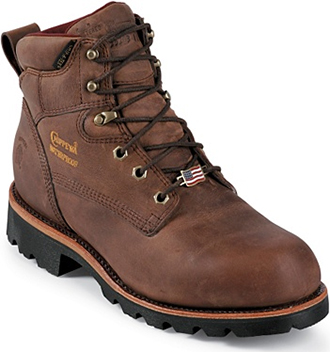 Boots 6 Waterproof & Insulated Work Boot - USA Made (Size 13 EEE Only