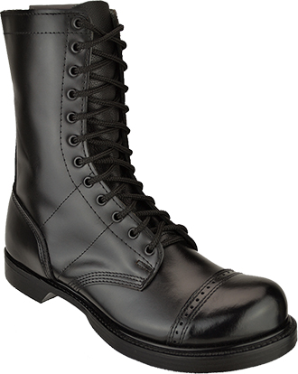 "Corcoran Boot 995 | Men's 10"" Side Zipper Jump Combat Boots"