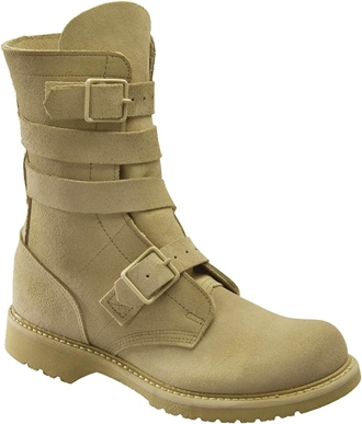 "Corcoran Boot 4407 | Men's 10"" Fleshout Leather Tanker Combat Boots"