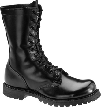 "Corcoran Boot 978 | Men's 10"" Leather Plain Toe Combat Boots"