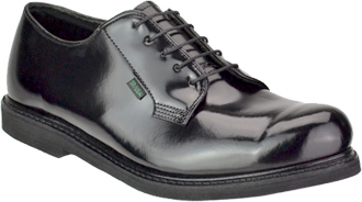 Corcoran Shoe 1544 | Men's 5-Eye Traditional Service Dress Oxford Shoes