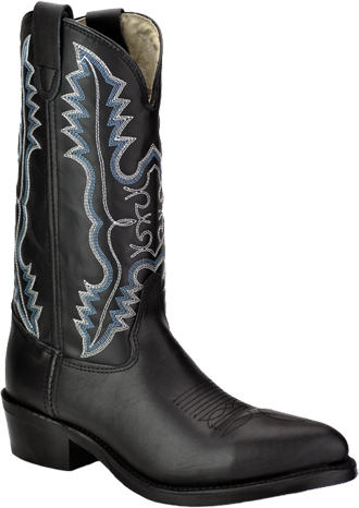 "Men's Double H 12"" Steel Toe Western Boot (U.S.A.) DH2307"