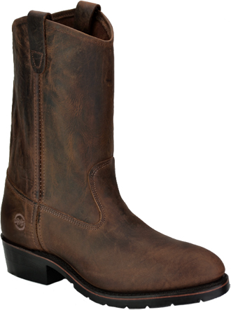 "Men's Double H 10"" Steel Toe Western Boot (U.S.A.) DH2624"
