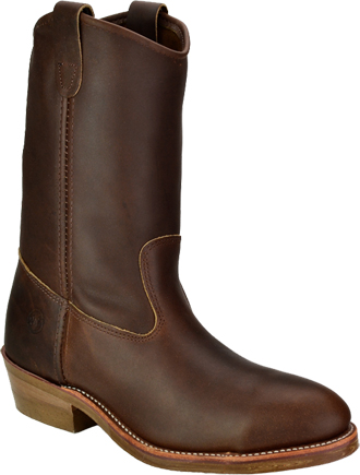 "Men's Double H 11"" Steel Toe Wellington Boot (U.S.A.) DH2655"