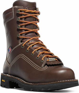 "Men's Danner 8"" Steel Toe WP Work Boots 17307"