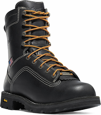 "Men's Danner 8"" Steel Toe WP Work Boots 17311"