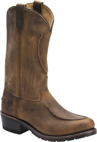 "Men's Double H 12"" Cowboy Boot 1600 