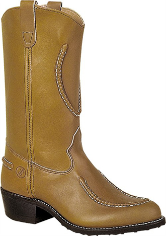 "Men's Double H 12"" Western Work Boot 1608 