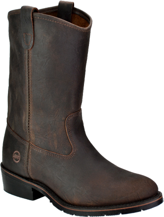 "Men's Double H Cowboy Boots 2522 | 10"" AG7� Ranch Wellington"