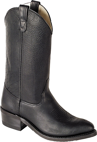 Double-H Boot 3202 - Black