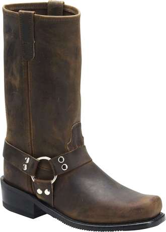 "Men's Double H 12"" Cowboy Boot 4004 