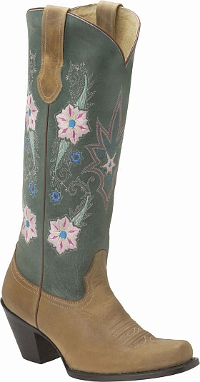 Women's Double H Cowboy Boots DH0020  Ashlee Western (Closeout Sale)