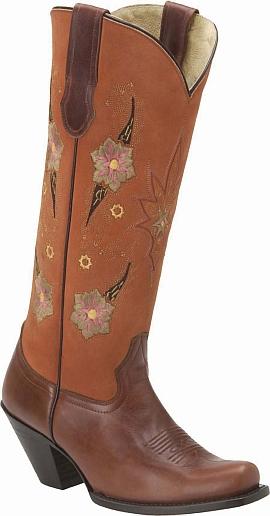 Women's Double H Cowboy Boots DH0120  Ashlee Western (Closeout Sale)