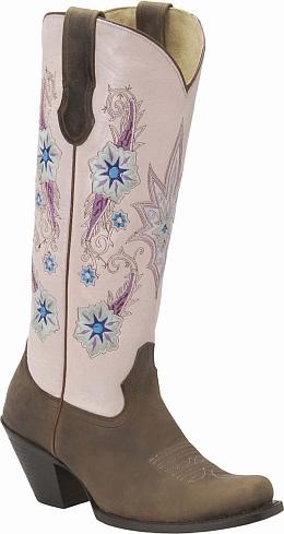 Women's Double H Cowboy Boots DH0220  Ashlee Western (Closeout Sale)