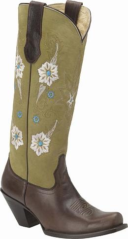 Women's Double H Cowboy Boots DH0320  Ashlee Western (Closeout Sale)