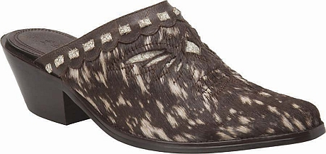 Women's Double H Shoes DH0312  Monarch Snip Toe Mule (Closeout Sale)