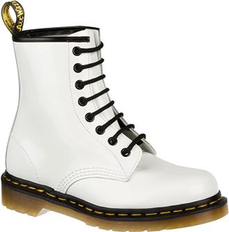 Women\'s Dr Martens Work Boot 1460 White