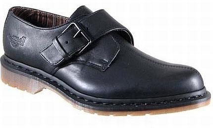 Dr Martens Work Shoe R12565001 Black