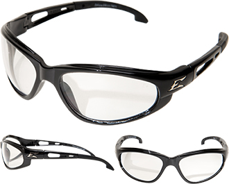 Edge Dakura Non-Polarized Safety Glasses SW111