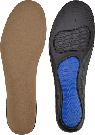Ener-Gel Work Comfort Gel Insoles  |  USA Made