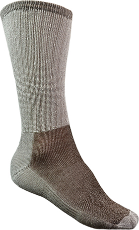 Two Pair Georgia Boot Dry Knit Crew Socks (U.S.A.) ACC-GB3001