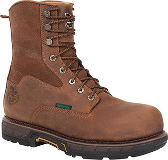 "Men's Georgia Boot 8"" Waterproof Work Boot GBOT018"