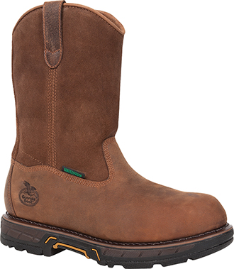 "Men's Georgia Boot 11"" Waterproof Wellington Work Boot GBOT020"