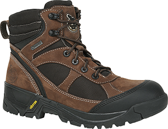 "Men's Georgia Boot 6"" Waterproof Hiker Work Boot GBOT031"