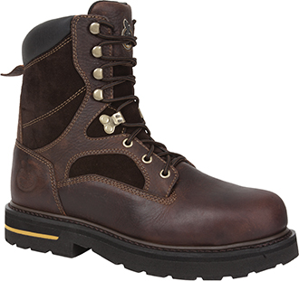 "Men's Georgia Boot 8"" Work Boot GBOT037"