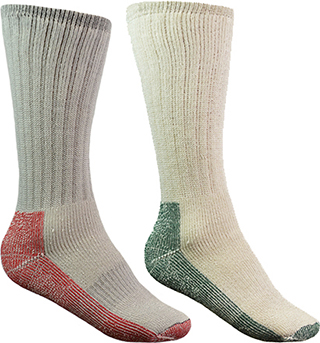 Georgia Boot Merino Wool Single Pair Crew Socks (U.S.A.) ACC-GB3002