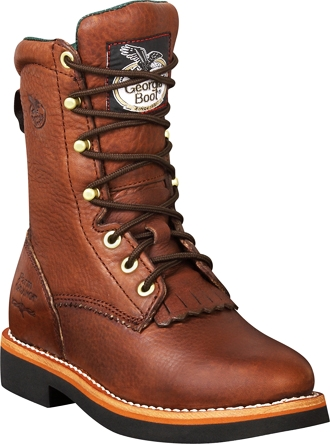 "Women's Georgia Boot G3114 | Georgia Boot 8"" Work Boots"