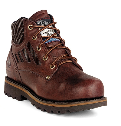 "Women's 8"" Georgia Boot Work Boot GEG3351"