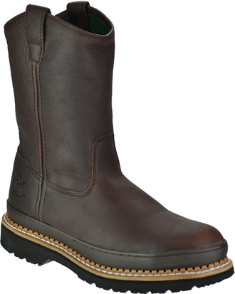 "Men's 11"" Georgia Boot Work Boot G4274"