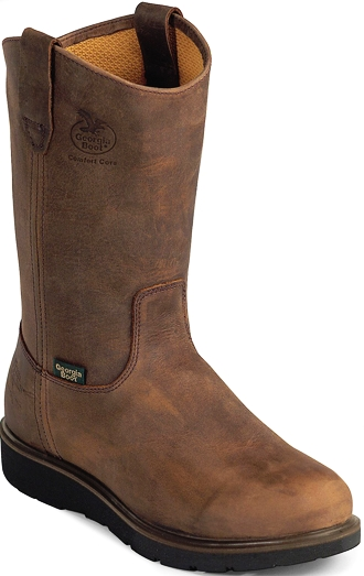 "Men's Georgia Boot G4432 | Georgia Boot 11"" Work Boots"