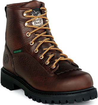 "Men's Georgia Boot G6044 | Georgia Boot 6"" Work Boots"