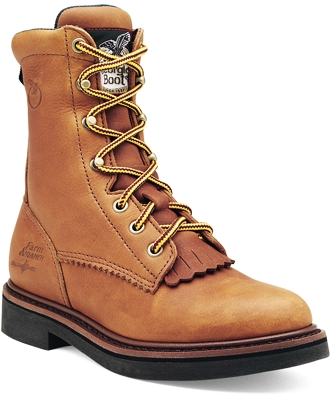 "Men's Georgia Boot G7013 | Georgia Boot 8"" Work Boots"