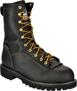 "Men's Georgia Boot G8040 | Georgia Boot 8"" Work Boots"