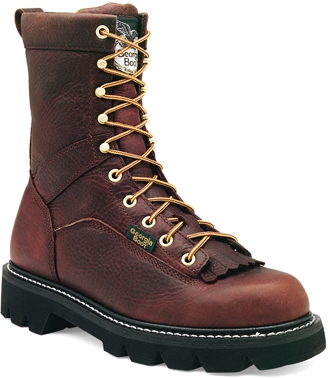 "Men's Georgia Boot G8044 | Georgia Boot 8"" Work Boots"