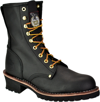 "Men's Georgia Boot G8120 | Georgia Boot 8"" Work Boots"